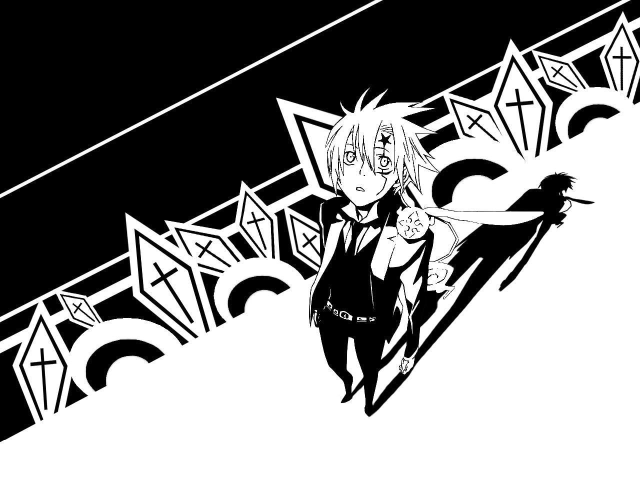 D Gray Man 壁紙04 キヲクの欠片