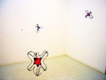 画廊の中の小宇宙