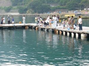 ☆釣掘り体験施設『ブル−パ−ク阿納』☆