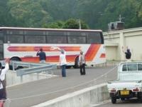 ☆大型バス3台で帰路へ・・・☆