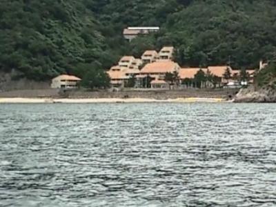 ☆海からの『国立若狭湾青少年自然の家』☆