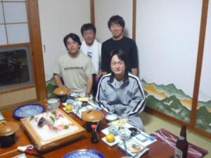 ☆武村ご一行さま☆ご来館ありがとうございました♪せっかく釣られたお魚いただきありがとうございましたm(_)m