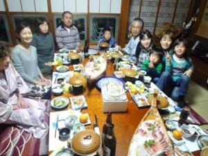 ☆宮本ファミリーさま☆ご来館ありがとうございました♪誕生日おめでとう☆