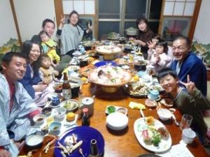 ☆松永ファミリーさま☆おじいさんの還暦のお祝いでご来館下さいました♪ありがとうございました☆