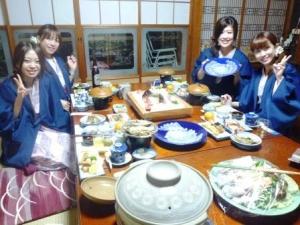 ☆本池ご一行さま☆ご来館ありがとうございます♪美女4人組の皆さんです♪