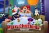 オバケーションクリスマスカード
