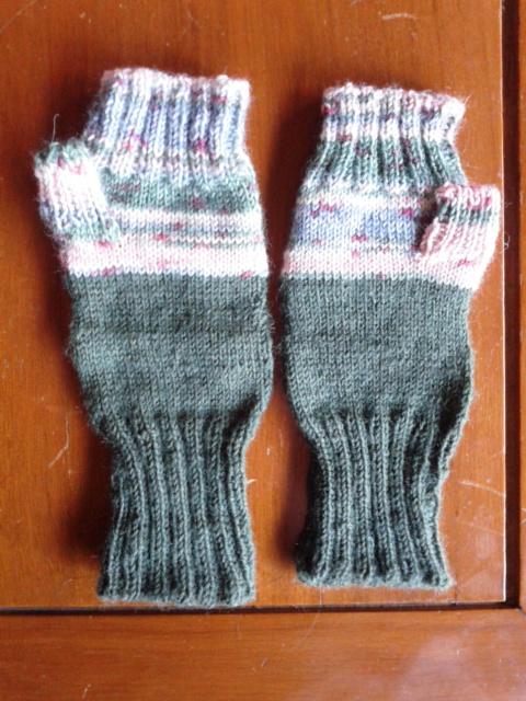 糸の良さはそのまま編んだ方がわかるんですけどね