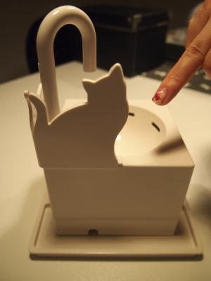 猫 ウォーターファウンテン
