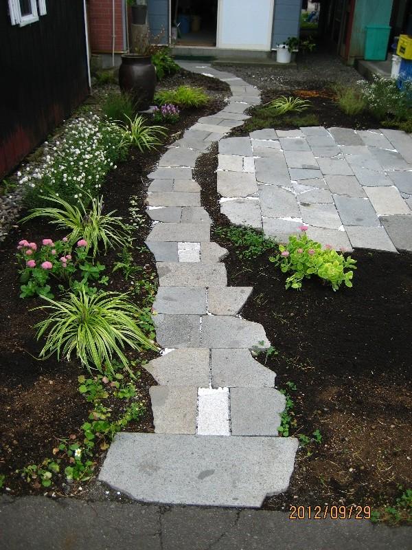 クローバーの庭