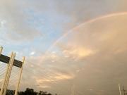 是政橋と虹1