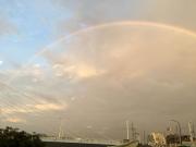 是政橋と虹2