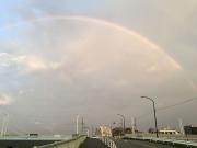 是政橋と虹3
