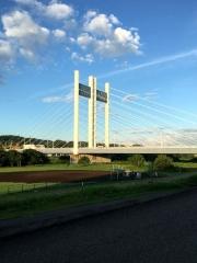 是政橋の夏