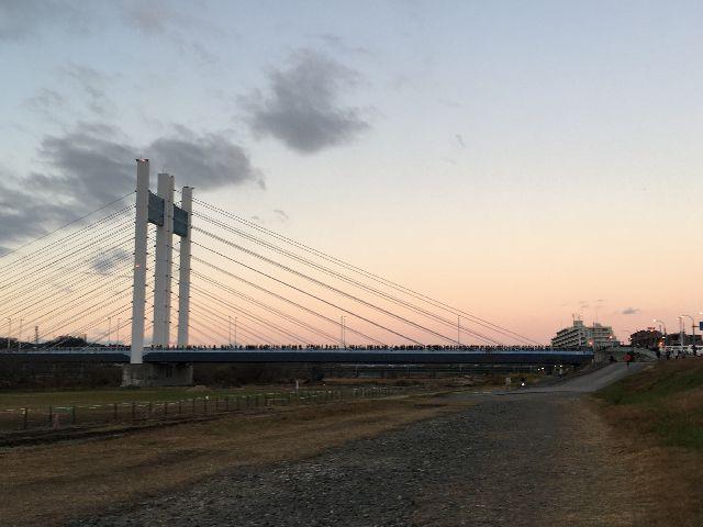 是政橋遠景