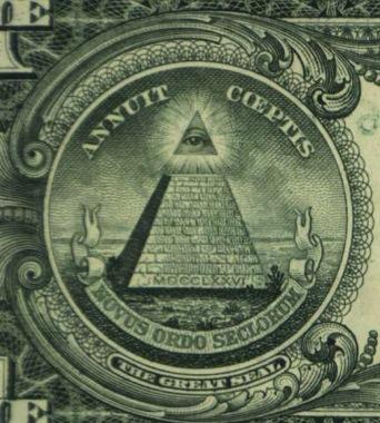 1ドル紙幣2