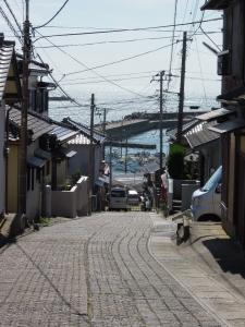 戸川の坂道