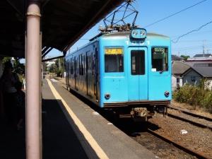 戸川駅車両1