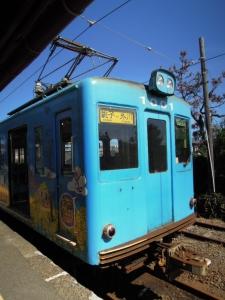 戸川駅車両2