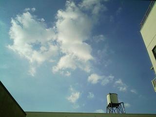 110915空と雲