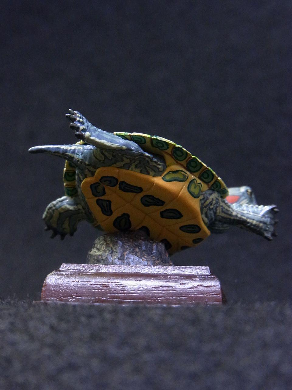 ネイチャーテクニカラー,ミシシッピアカミミガメ