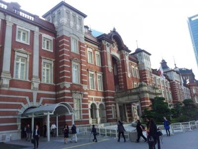 東京駅(レンガ)2
