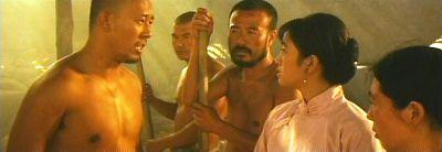 チアン・ウェンとコン・リー