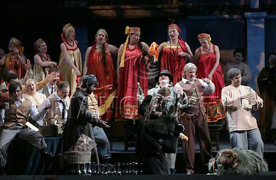 オペラ「カラマーゾフの兄弟」