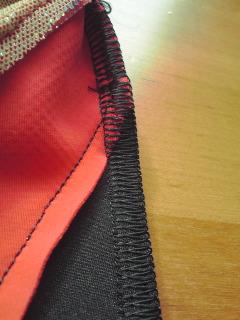 縫い合わせ