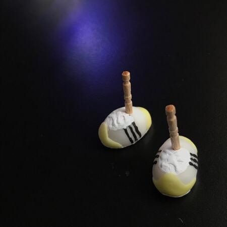 クイーン ボヘミアンラプソディ フレディ フレディマーキュリー フィギュア 粘土 樹脂粘土