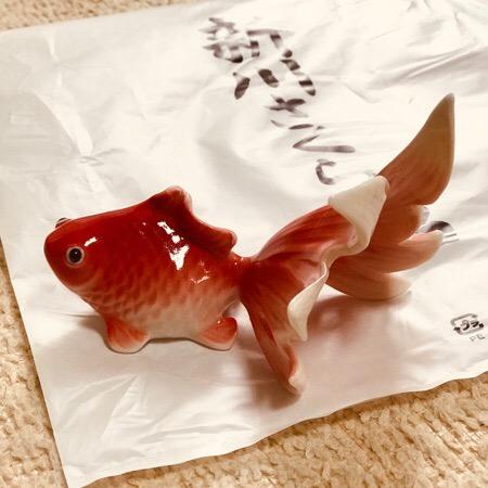 おみやげ 金魚
