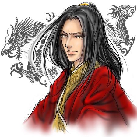 キングダム 吉沢亮 始皇帝 えいせい