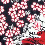 吸血桜、部分