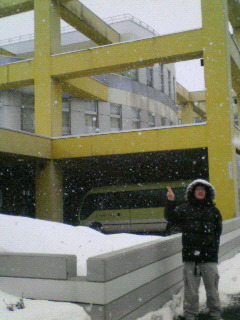 札幌創成高校外観