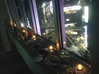 日比谷ヒフ科クリニックシャンパンパーティ