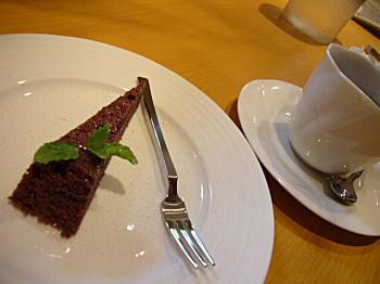 そうさく料理・こっく♪ デザートのチョコレートケーキ♪