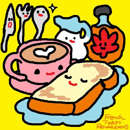 フレンチトーストランデブー