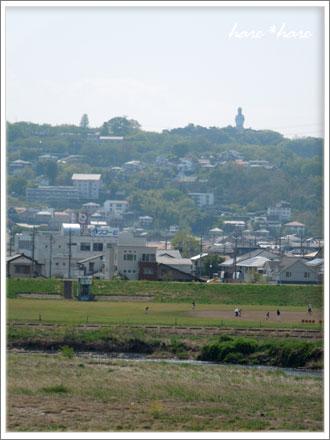 高崎公園からの眺め