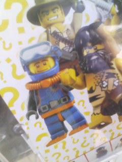 レゴダイバー