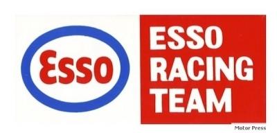 ESSO RACING TEAM エッソ レーシング ティーム