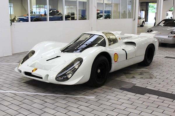 ポルシェ・907 - Porsche 907