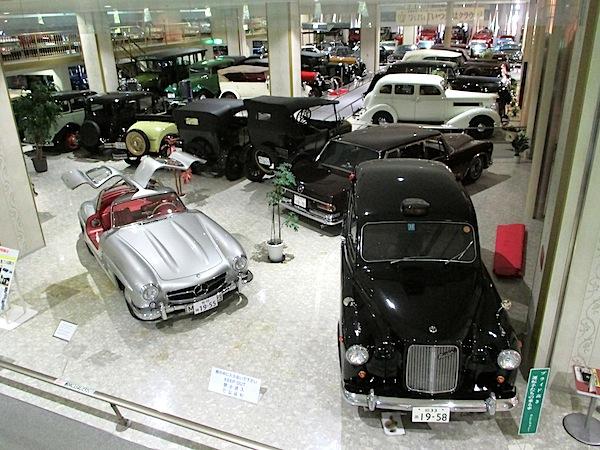 日本自動車博物館のコニリオ・ク...