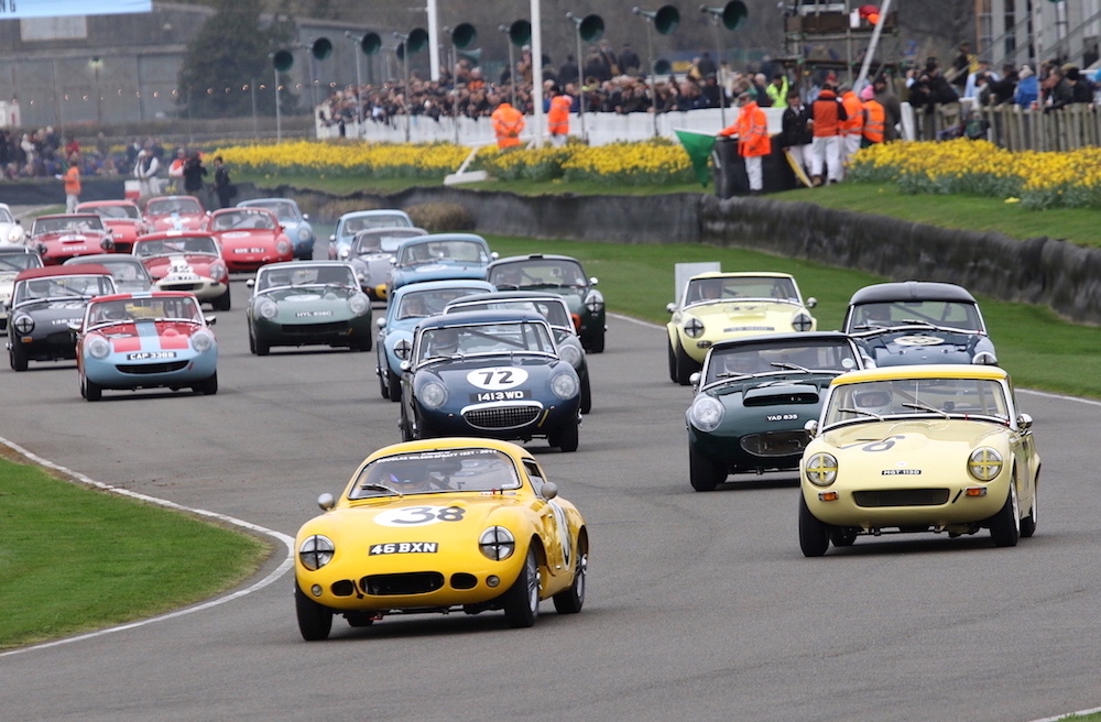 75th Goodwood Members' Meeting...