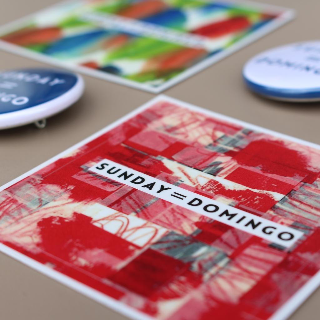 『SUNDAY=DOMINGO ウェルカムキャンペーン』