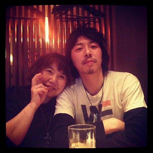 シモダ家 両親襲来レポ」 | 京都大丸シモダの残念展