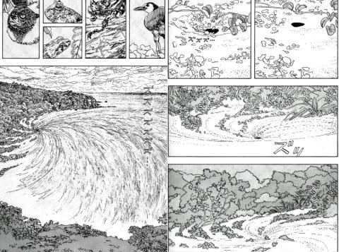 五十嵐大介「魔女」第二集5