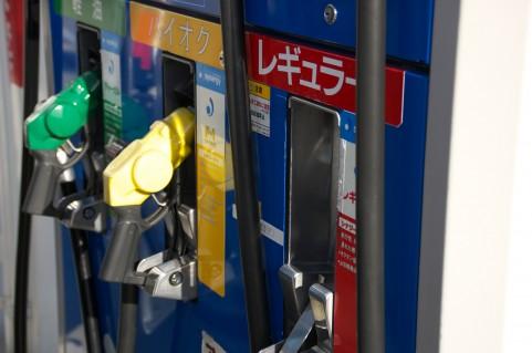 ガソリンスタンド-債務整理日記