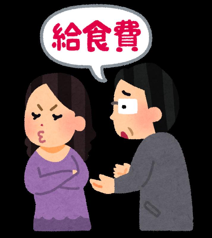 給食費を払わない親-債務整理体験談