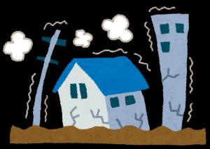 地震-債務整理体験談