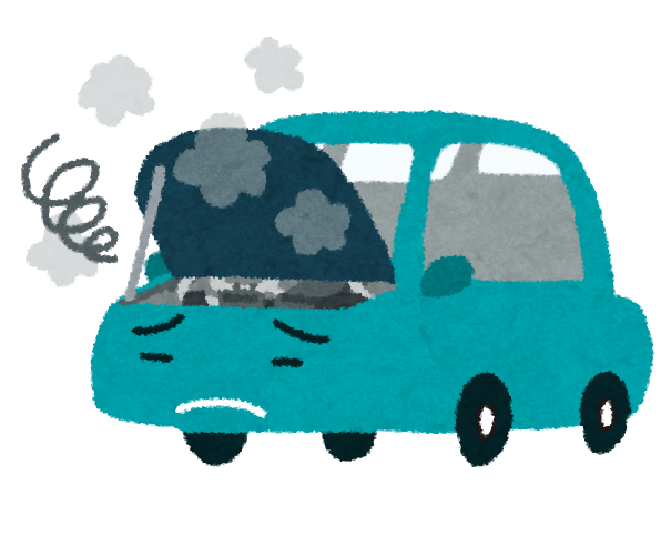 車の故障-債務整理体験談