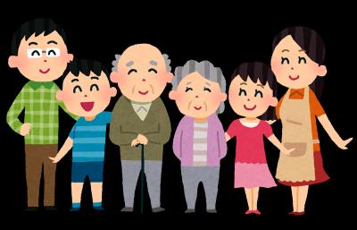 大家族-債務整理体験談